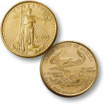 one tenth ounce gold american eagle